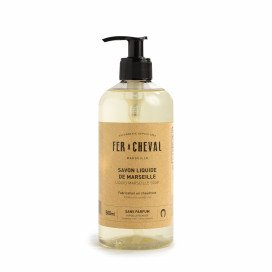 Fragrance-free Marseille Liquid soap 500 ml