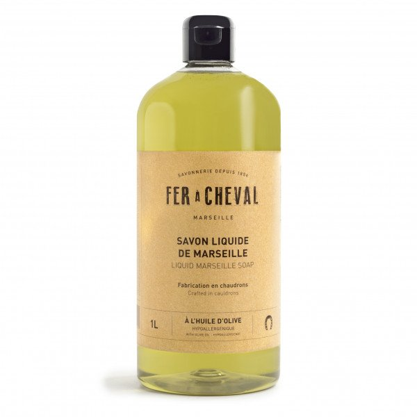 Olive Marseille Liquid soap 1L
