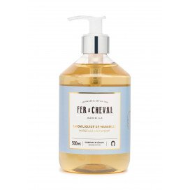 Marseille Liquid Soap Seaside Citrus 500ml