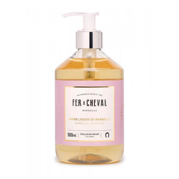 Marseille Liquid Soap Fig Leaves 500ml