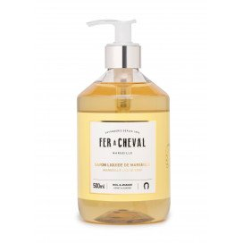 Marseille Liquid Soap Honey & Almond 500ml
