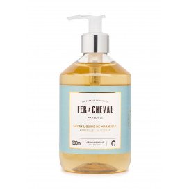 Marseille Liquid Soap Aqua Tangerine 500ml
