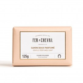 Gentle Perfumed Soap Olive Blossom 125g