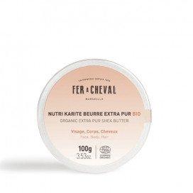 Organic Extra Pur Shea Butter 100g