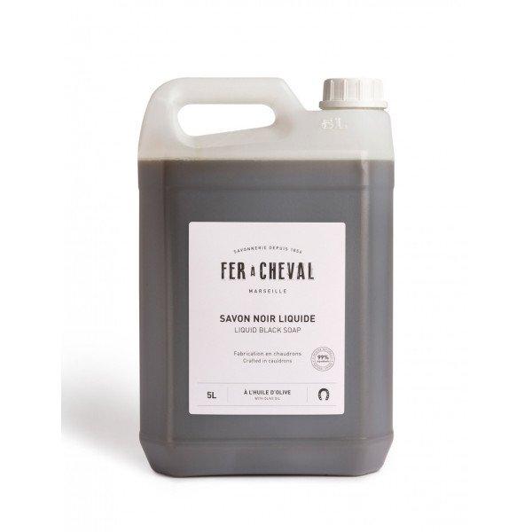 Savon Noir Liquide 5L - Recharge