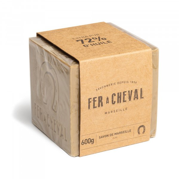 Olive Marseille Soap Cube 600g