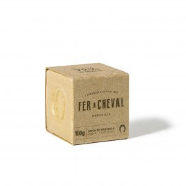 Vegetal Marseille Soap Cube 100g
