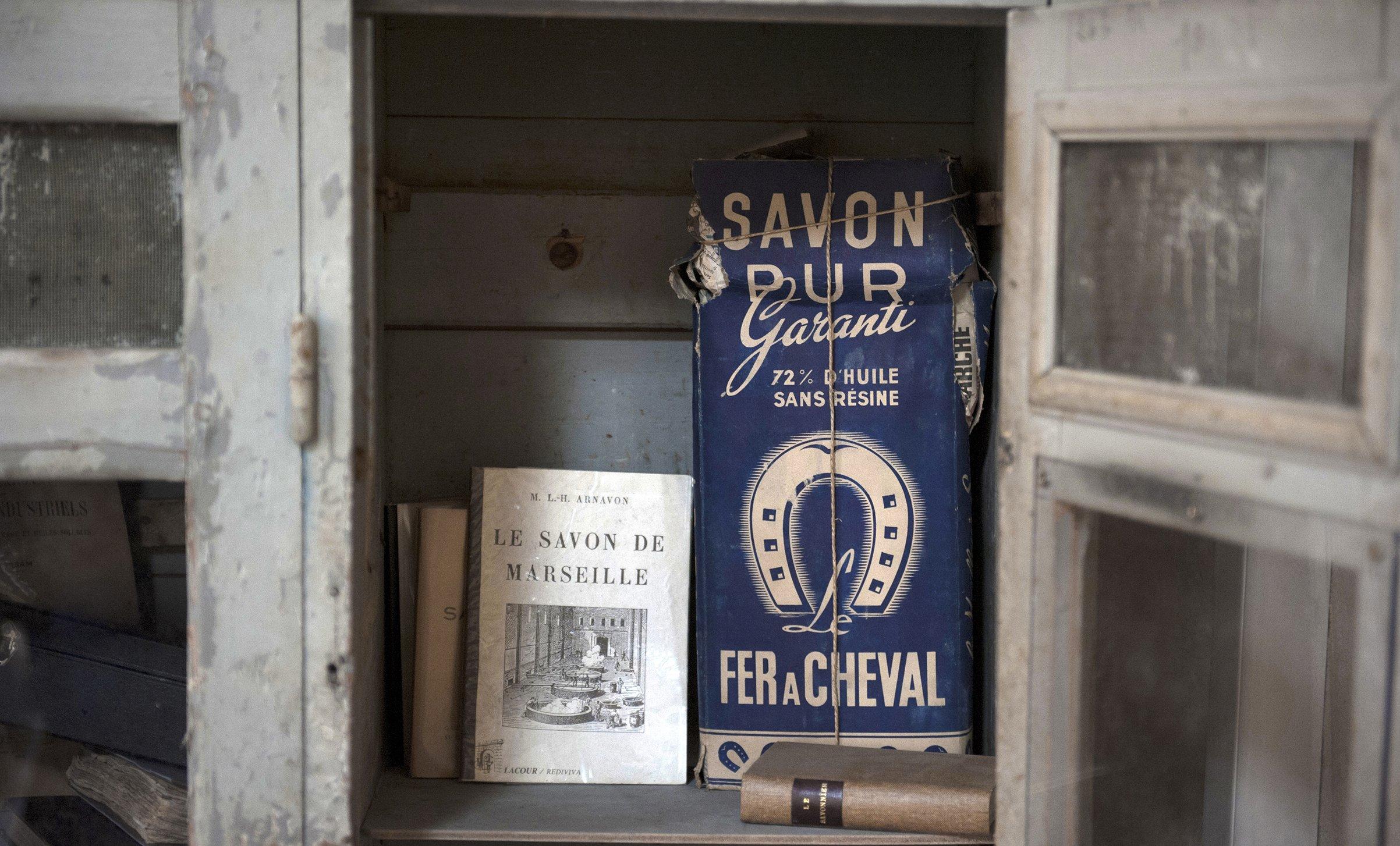 Journée Européennes du Patrimoine à la savonnerie du Fer à Cheval