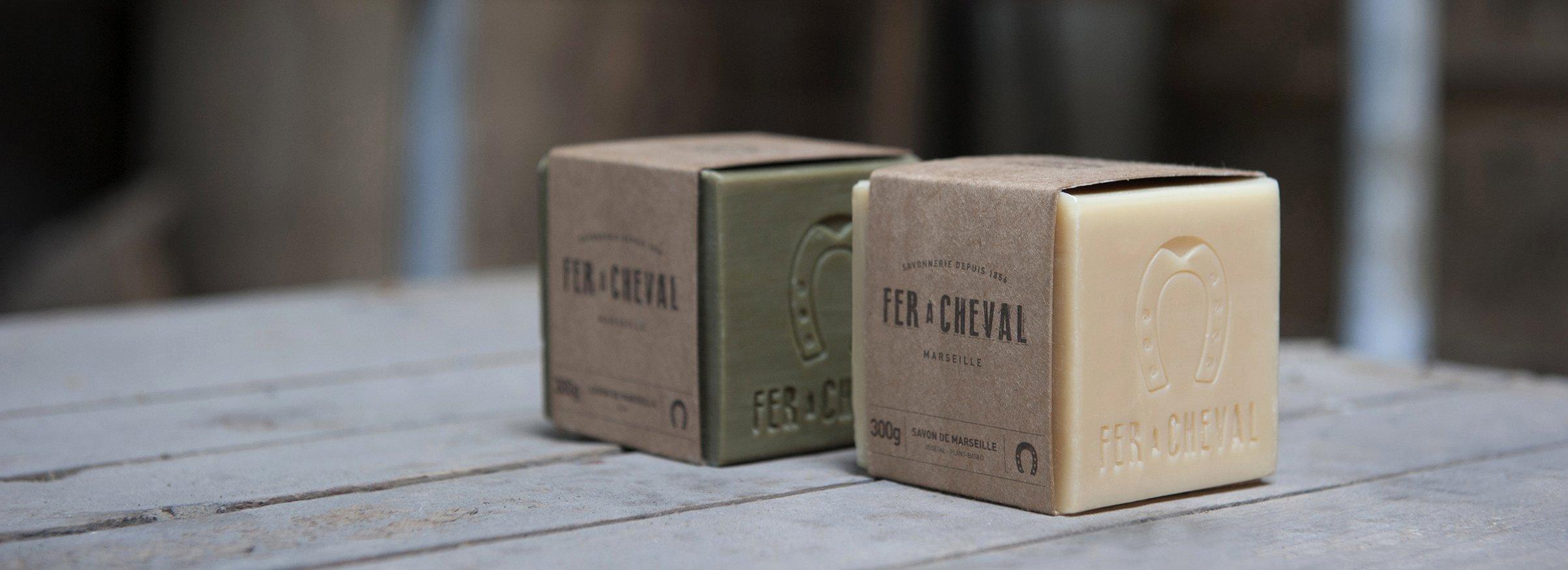 Authentique savon de Marseille Fer à Cheval