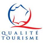 Logo qualité tourisme Savonnerie Fer à Cheval